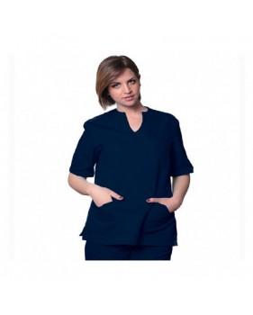 online store 850ea d7d4e Completo donna sanitario Blu Scuro