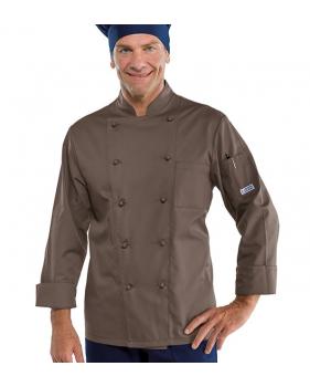 Abbigliamento Ho Re Ca Giacca Cuoco Fango Isacco